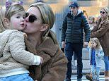 Nicky Hilton enjoys quality time with husband James Rothschild and their children in New York City
