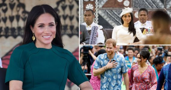 Meghan 'hissed at staff member and reduced her to tears' in row on Fiji visit