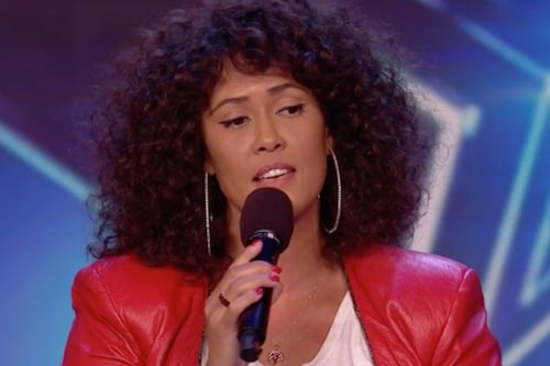 """That was the moment we'd been waiting for"" - Britain's Got Talent's Simon Cowell wowed by Whitney Houston act"