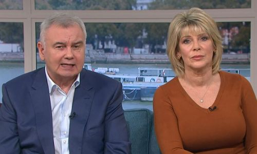 Gloria Hunniford reveals Ruth Langsford and Eamonn Holmes are 'disappointed' over This Morning change