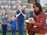 Kate Middleton is 'leading' the homeschooling of Prince George, Princess Charlotte and Prince Louis