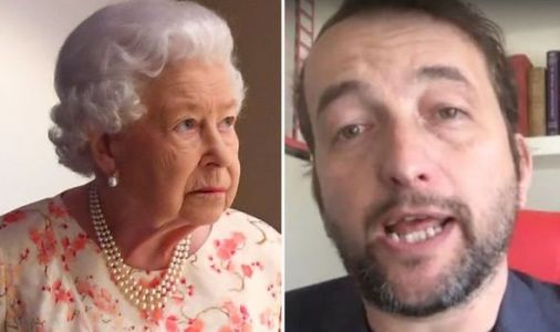 Queen dragged into Meghan Markle and Harry environmental debate - 'She takes helicopters!'