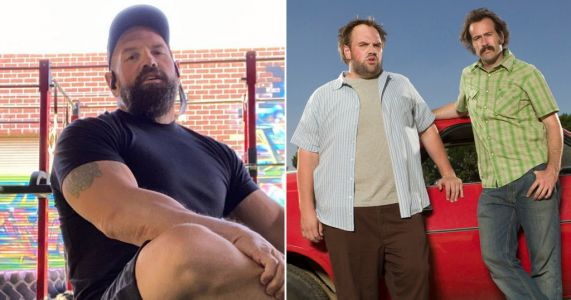 My Name Is Earl's Ethan Suplee has become totally ripped after losing more than 250lbs