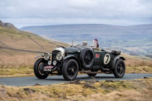 Highland Thistle Rally will be a classic blast