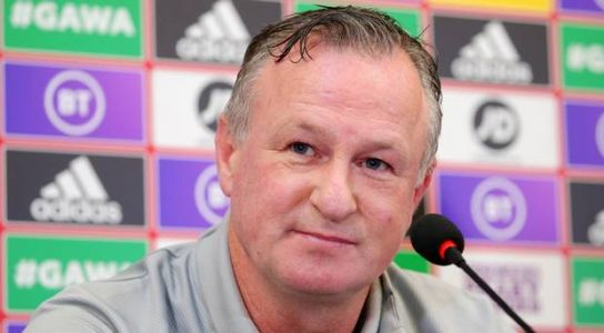 Michael O'Neill admits leading Northern Ireland into Euro 2020 play-offs is 'plan at the minute'