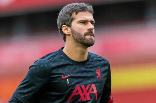 Confirmed Liverpool lineup vs. Arsenal: Alisson starts, Thiago misses out