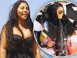 Girls Cruise: Lil' Kim steps up fashion game while taking gal pals on yacht trip on season premiere
