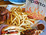 A VERY happy Easter: Oporto offers free delivery with Uber over the long weekend