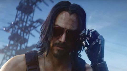 Cyberpunk 2077 Funko Pops are on the way - with two Keanu Reeves figures
