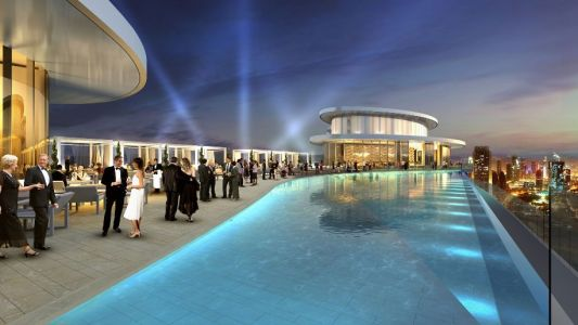 Address Sky View by Emaar Hospitality opens