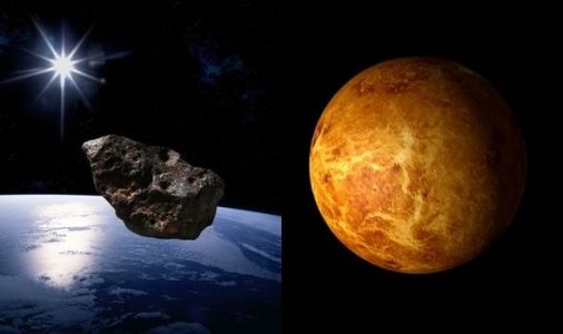 Alien life on Venus could have been transported via ASTEROIDS from Earth - study