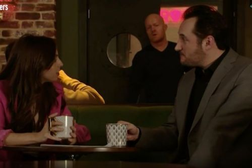 EastEnders' Martin and Ruby spent lockdown together as affair heats up