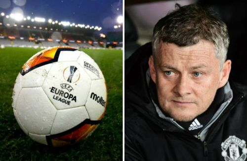 Ole Gunnar Solskjaer unimpressed with Europa League ball and says Man Utd struggled in windy conditions