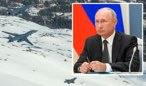 Royal Navy joins Cold War-style Arctic battle after Putin tipped to 'annex' region