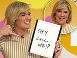 Sarah Harris BEGS for a job at Channel Nine live on Studio 10