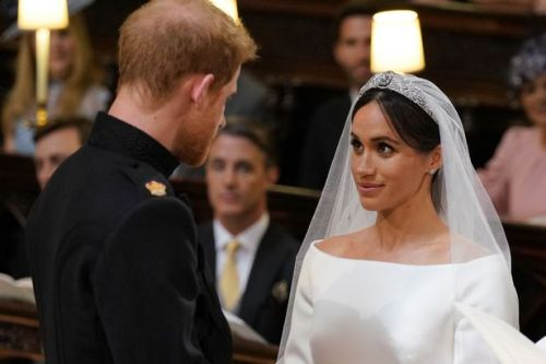 Meghan Markle's wedding day speech that 'broke rules' - and contained dig at ex