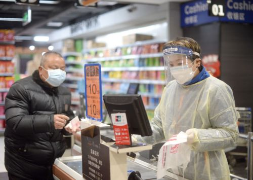 China virus crisis will have an impact - and life may not be the same again