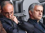 Jose Mourinho insists deal to bring Luis Campos to Tottenham is not up to him