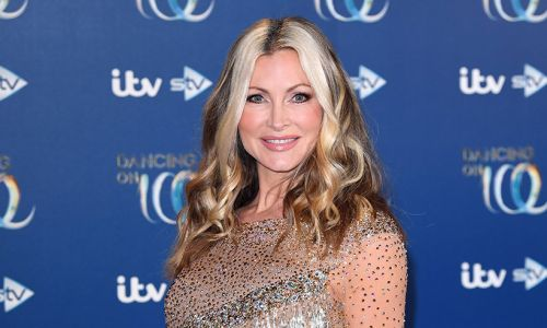 Caprice Bourret returns to Dancing on Ice after mysteriously severing partnership with Hamish Gaman