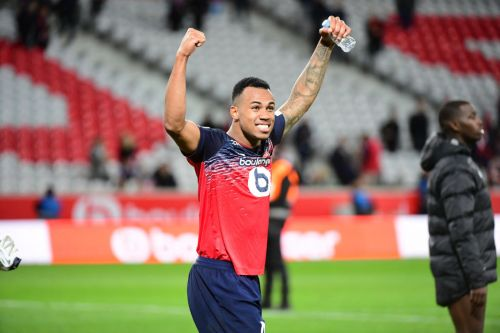 Lille president Gerard Lopez confirms Arsenal and Manchester United target Gabriel Magalhaes' departure