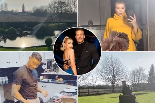 Inside the luxury home of Love Island lovebirds Olivia Buckland and Alex Bowen