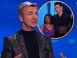 Dancing On Ice's Christopher Dean fights back tears as he speaks to Lady Leshurr