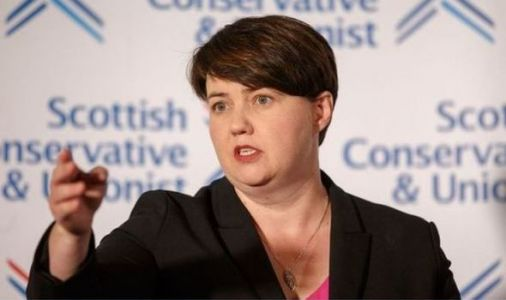 Ruth Davidson returns TODAY to frontline politics to fight Sturgeon as help save the Union