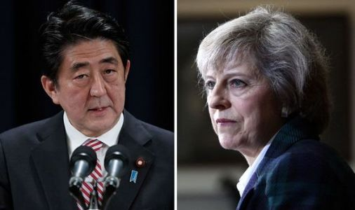 Business MISERY: UK FAILS to roll over Japan and Turkey trade deals for 'no deal' Brexit