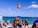 Florida lays on the restriction as thousands descend for Spring Break