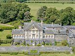 Royal architect John Nash's 18th century Welsh masterpiece mansion is for sale for £2million
