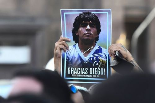 "Maradona's former lawyer alleges ""criminal idiocy"" led to football icon's death"