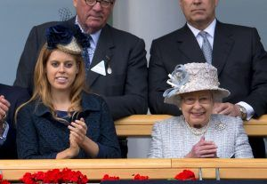 The Queen named Princess Beatrice after finding her original name 'too yuppie'
