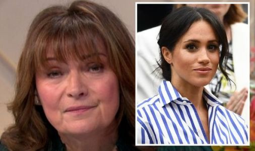 Lorraine Kelly bravely opens up on own miscarriage after Meghan Markle's 'tragic' loss