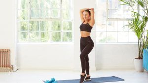 9 fail-safe ways to make sure you're getting the most from your home workouts, according to PT Krissy Cela