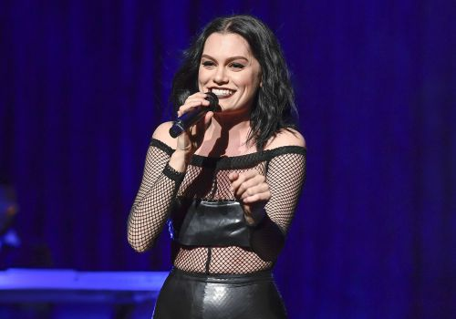Channing Tatum gushes about 'girlfriend' Jessie J as he proudly shares pictures from her 'special' gig