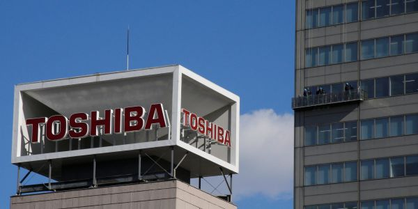 Private equity firm Bain Capital could take Japanese conglomerate Toshiba private, report says
