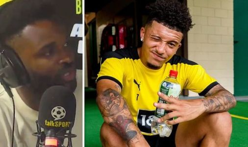 Jadon Sancho to Man Utd transfer to force one player 'out of the team'