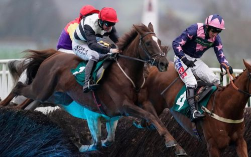 Fast horse racing results: Who won the 3.00 at Cheltenham live on ITV?