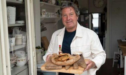 John Torode on why new season lamb is his favourite dish to cook once and use twice