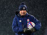 Eddie Jones urges England to learn lessons from World Cup Final defeat in France showpiece