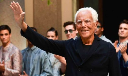 Giorgio Armani criticised for accusing fashion industry of 'raping' women
