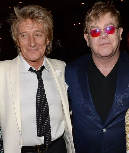 Rod Stewart And Elton John's Two-Year Feud Is Now Finally Over