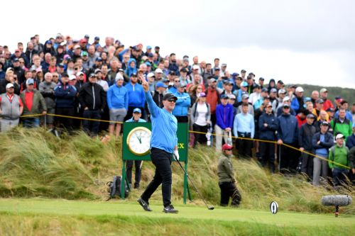 David Duval trolled by Piers Morgan after recording highest Open score in 69 years with 13 on par 5 at Royal Portrush