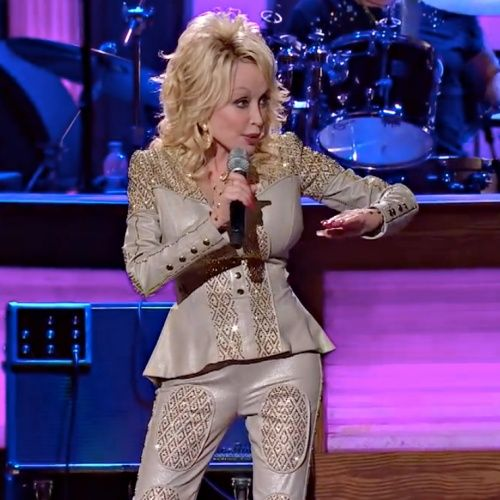 Dolly Parton thinks the coronavirus pandemic is a 'lesson' from God