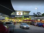 Predator father forces his three-year-old son to 'upskirt' a teenage girl at Woolworths