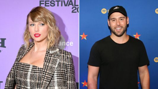 Taylor Swift confirms she's recording all her old music again as Scooter Braun 'sells her masters in $300m deal'
