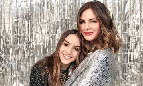 Trinny Woodall's daughter Lila starts her modelling career in new ad campaign