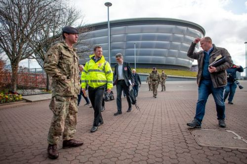 Emergency morgues plan as Scotland prepares for at least 1000 victims