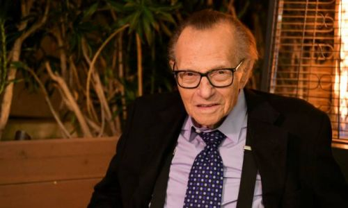 Larry King dies aged 87 - details