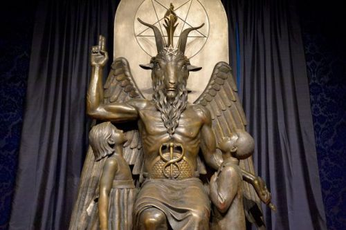 The Death Of Justice Ruth Bader Ginsburg Pushed Me To Join The Satanic Temple